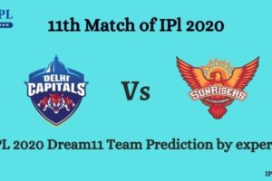 DC Vs SRH Dream11 Team
