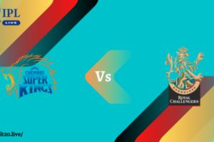 CSK Vs RCB Dream11 Match Prediction