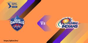 DC Vs MI Dream11 Team Prediction in IPL 2021