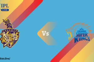 KKR Vs CSK Match Prediction