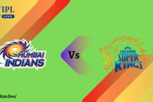 MI VS CSK Dream11 Match Prediction