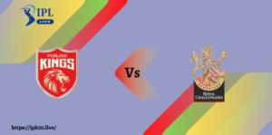 PBKS Vs RCB Match Prediction in Vivo IPL 2021