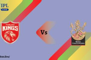 PBKS VS RCB Dream11 Match Prediction