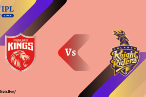 PBKS Vs KKR Match Prediction