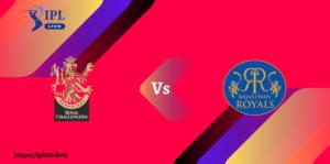 RCB Vs RR Dream11 Team Prediction in IPL 2021
