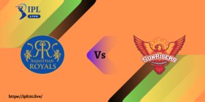 RR VS SRH Match Prediction and Analysis in IPL