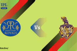 RR vs KKR Dream11 Match Prediction