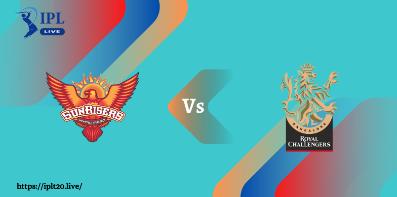 SRH Vs RCB Dream11 Team Prediction by Our Experts