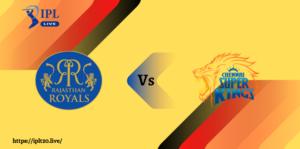 Match No: 32 | RR Vs CSK Match Prediction