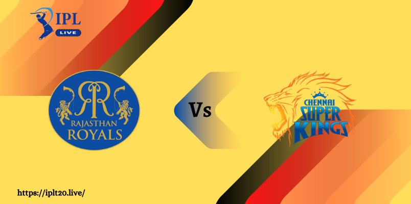 RR VS CSK Match Prediction