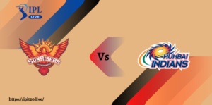 SRH Vs MI Match Prediction and Analysis With Cricket