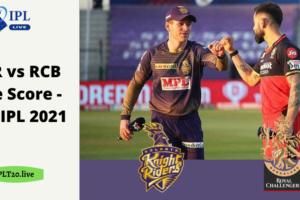 KKR vs RCB Dream11 Prediction - Restart IPL 2021